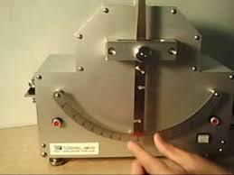 格利式织物硬挺度试验机